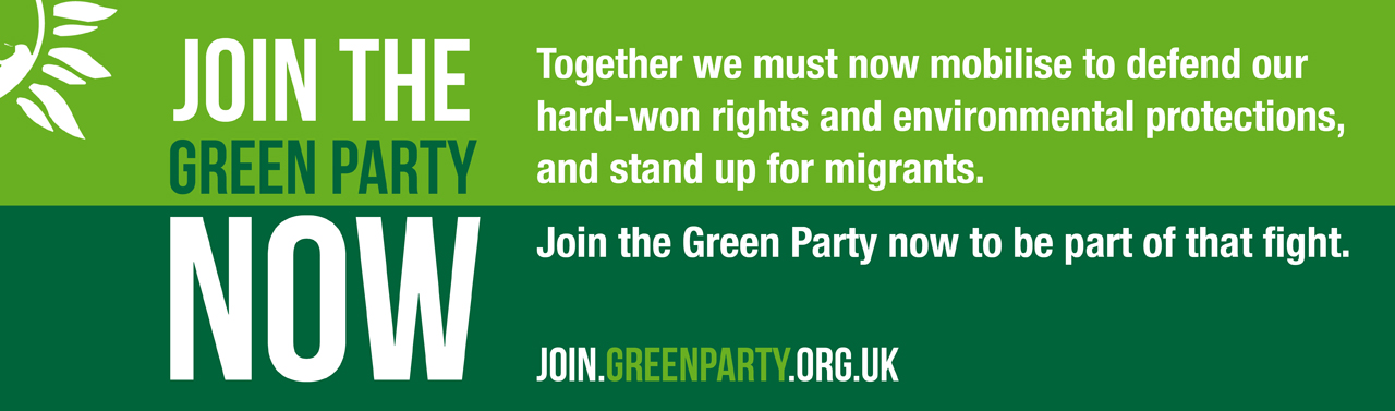 Join the Green Party